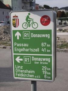 R1 Donauweg - Aschach