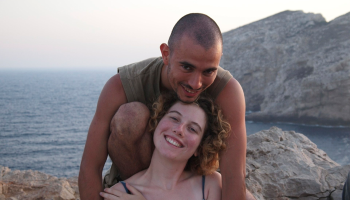 Laz e Giulia